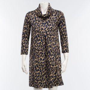 Tyler Boe Cowl Neck Sweater Dress